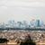 スカイライン · ラ · 地区 · 市 · 日 - ストックフォト © ifeelstock