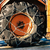 caminhão · pneu · estrada · ver · grande - foto stock © ifeelstock