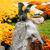 бронзовый · дракон · 3D · изображение · изолированный · белый - Сток-фото © ifeelstock
