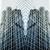 fütüristik · Cityscape · mavi · bulutlar · Bina · güneş - stok fotoğraf © ifeelstock