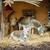 doğum · İsa · sunmak · siluet · bebek - stok fotoğraf © ifeelstock