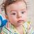 hónapok · öreg · baba · fiú · portré · otthon - stock fotó © igabriela