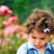 triest · weinig · outdoor · portret · meisje - stockfoto © igabriela