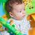 baby boy on playmat stock photo © igabriela