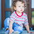 Baby boy portrait stock photo © igabriela