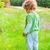 inocente · nino · pie · hierba · verde · pradera · cielo - foto stock © igabriela