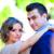 sposa · lo · sposo · di · recente · Coppia · outdoor · estate - foto d'archivio © igabriela