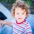 baby · jongen · maanden · oude · spelen · leren - stockfoto © igabriela