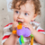 baby boy chewing on toy stock photo © igabriela