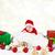 baba · fiú · karácsony · portré · 1 · éves · stúdiófelvétel - stock fotó © igabriela