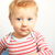 boldog · baba · fiú · stúdió · portré · egyéves - stock fotó © igabriela