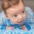 maanden · oude · baby · jongen · home · portret - stockfoto © igabriela