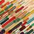 moderne · stijl · abstract · patroon · zwarte · pastel - stockfoto © igor_shmel
