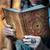 casual · mulher · livro · mãos · leitura - foto stock © igor_shmel