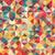Retro · renk · geometrik · üçgen · duvar · kağıdı · model - stok fotoğraf © igor_shmel