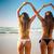 we love beach stock photo © iko