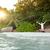 счастье · перегрузка · красивая · женщина · прыжки · возбужденный · отпуск - Сток-фото © iko