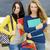 estudiantes · dos · hermosa · escuela - foto stock © iko