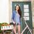 wonen · zoals · lokaal · vrouwelijke · toeristische · fiets - stockfoto © iko