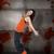 dans · kadın · atlamak · mutlu · spor - stok fotoğraf © iko