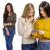 teenage girls gossiping stock photo © iko