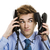 wielokrotność · czasu · młody · człowiek · biuro · kilka · telefony - zdjęcia stock © iko
