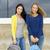 dos · hermosa · estudiantes · escuela - foto stock © iko