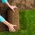 jardinería · nuevos · césped · hombre · jardín - foto stock © iko