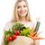 giovani · acquisto · frutti · vegetali · alimentare · uomo - foto d'archivio © iko