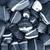 ぬれた · 黒 · 禅 · 石 · 屋外 · スパ - ストックフォト © iko