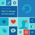 ui · ontwerp · trend · social · media · ingesteld · iconen - stockfoto © ikopylov