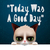 today was a good day card with cute grumpy cat stock photo © ikopylov