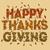 happy thanksgiving day stock photo © ikopylov
