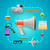 digital marketing speaker and icons stock photo © ikopylov