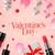 gyönyörű · üdvözlőlap · valentin · nap · illusztráció · piros · szív - stock fotó © ikopylov