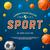 basket · affiche · homme · sport · formation · panier - photo stock © ikopylov