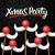 Рождества · вечеринка · карт · Дед · Мороз · усы · вектора - Сток-фото © ikopylov