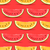 melancia · comida · pintar · fruto - foto stock © ikopylov