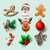 christmas icons objects stock photo © ikopylov