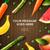 orgânico · frutas · vegan · comida · ilustração · vegetariano - foto stock © ikopylov