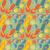 seamless pattern with flip flops sunglasses and starfish stock photo © ikopylov