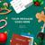 christmas and new year winter vacations holidays stock photo © ikopylov
