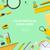 colorful school supplies green background stock photo © ikopylov