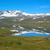 小 · 湖 · 自然 · 青 · 水 · 山 - ストックフォト © ildi