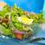 レタス · 作品 · 新鮮な · 食品 · 中心 · 油 - ストックフォト © ildi