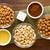 арахис · арахис · стекла · кегли · меда - Сток-фото © ildi