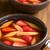 strawberry and rhubarb soup stock photo © ildi