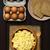 huevo · ensalada · rústico · verde · frescos · plato - foto stock © ildi