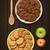 chocolade · appel · cookies · shot · platen - stockfoto © ildi