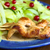 csirkemell · zöldség · gyümölcs · étel · háttér · asztal - stock fotó © ildi